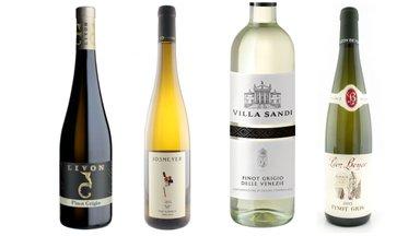 KUULA SAADET | #54 Vala välja veinikool: Pinot Gris ja Pinot Grigio. Sama mari, aga täiesti erinevad veinid