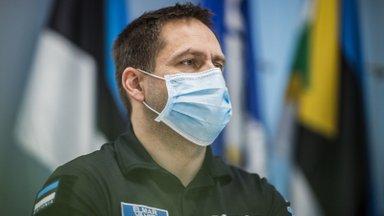 Politseijuht Elmar Vaher: meie teised ülesanded on koroonakontrolli tõttu kannatanud