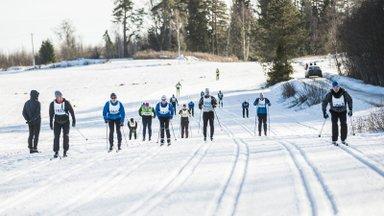 VIDEO | 45. Haanja suusamaraton toimub virtuaalselt üle Eesti