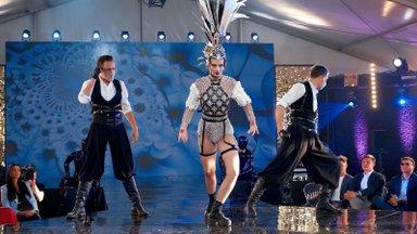 VIDEO | Utoopia tantsijad hullutasid meeletu showga meelelahutusauhindade pidulisi