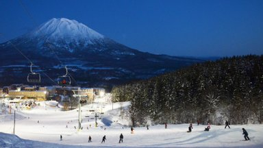 Hokkaido, Jaapani talve võlumaa
