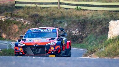 Ralliekspert hindas Tänaku esitust Kataloonia rallil WRC-sõitjatest kõige madalamalt