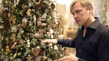 Moodne kodu: Florist Taivo Piller räägib jõulupuu valikust, ehtimisest ja jõuluehtetrendist