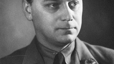 Hitleri peaideoloogil Alfred Rosenbergil olid Balti riikide ja Venemaaga väga erinevad plaanid