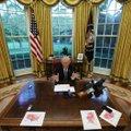 USA kongress asub president Trumpi tema viimasel töönädalal tagandama