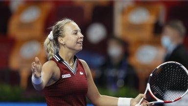 TÄISPIKKUSES ja TIPPHETKED | Kontaveit tuli raskest seisust välja ja võitis Moskva tenniseturniiri!