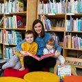 Mida valisid lapsed raamatukogust sel kuul?