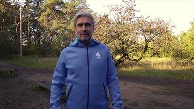 SPORDINÄDALA PATROON: Allar Levandi: Venitusharjutused on tervise säilitamiseks väga olulised