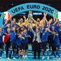 BLOGI | Noored mehed eksisid inglastel penaltiseerias ja Itaalia krooniti Wembley staadionil Euroopa meistriks!