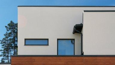 Osa 6. Milline viimistlus valida Baurocist kodu fassaadile?