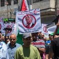 FOTOD | Trumpi-visiit tõi palestiinlased meelt avaldama: viga sai vähemalt 20 protestijat
