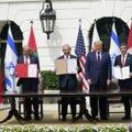 AÜE, Bahrein ja Iisrael sõlmisid suhete normaliseerimise kokkuleppe, mida Trump nimetas uue Lähis-Ida koidikuks