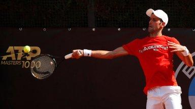 Djokovic: ma ei saa lubada, et ma kunagi enam nii ei tee