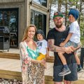 NUNNU KLÕPS | Küll aeg lendab! Jesper Parve ja Mari Ojasaar tähistasid poja kolmandat sünnipäeva