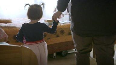 Iuliia ja Anastasij: me ei teadnud, kas see laps on homme veel meiega, teadsime vaid, et täna peame andma talle oma hinge ja armastuse
