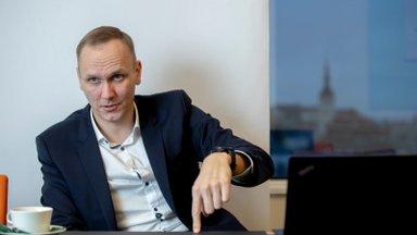 Swedbanki uus juht: Oleks enesepettus arvata, et peamajas suhtutakse Eestisse samamoodi nagu varem