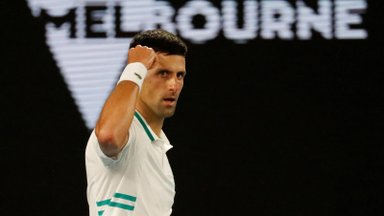 Djokovic: ma ei tea, kas ma mängin Australian Openil