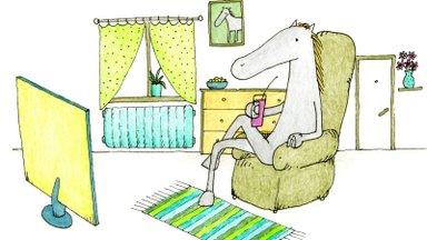 TRULLI LULLA | Tubane hobune