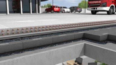 Uuenduslikud lahendused katuseparkla ehitamiseks