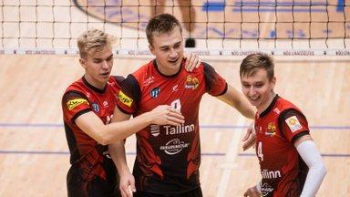 Pärnu VK alistanud Tallinna Selver teenis esimese võidu