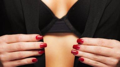 Удивительная причина, по которой мужчины так любят женскую грудь