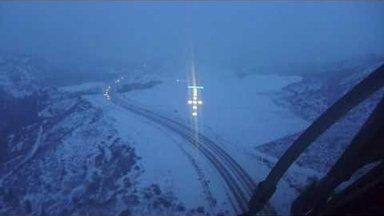 Hull VIDEO   Kuidas maandada lennuk, kui möllab lumetorm — läbi piloodi silmade!