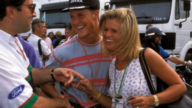 Fenomen, kelle kuulsus püsib tragöödiast hoolimata: Michael Schumacheri tegelikku mõju ei näita mitte tema tõus, vaid taandumine
