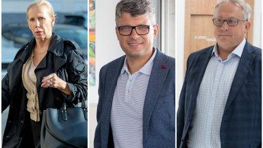 VIDEO JA BLOGI | Korruptsiooniskandaal Porto Franco ümber: kahtlusalused on teiste seas Mihhail Korb, Hillar Teder ja Kersti Kracht