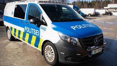 Pärnu haiglas ründas mees noaga oma abikaasat, kes töötab vaktsineerimiskabinetis