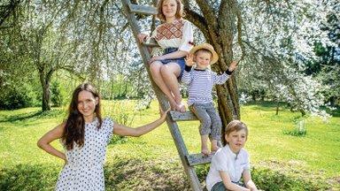 Näitleja Ursula Ratasepp: mitte keegi pole kogu aeg õnnelik, lapsi kasvatades on selline ootus eriti kurnav