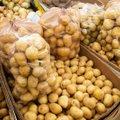 HINNAVÕRDLUS TURGUDEL | Eesti kartul on teinud aastaga suure hinnahüppe