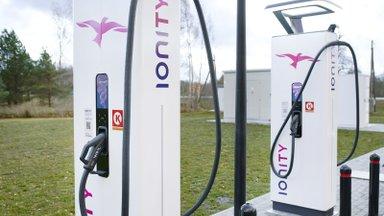 Circle K открыла первые быстрые зарядные станции IONITY