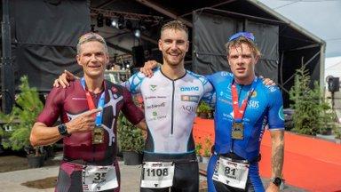 BLOGI JA FOTOD | Kevin Vabaorg võitis Ironman 70.3 distantsi