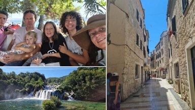 6-liikmelise pere reis Horvaatiasse: koroonatestid, autorent, hinnad ja emotsioonid-äpardused