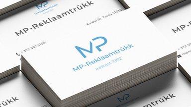 MP-Reklaamtrükk: meid usaldatakse ning meie juurde tullakse ikka ja jälle tagasi