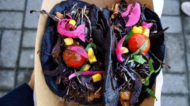 Mida Black Food Festivalil süüa ja juua saab?