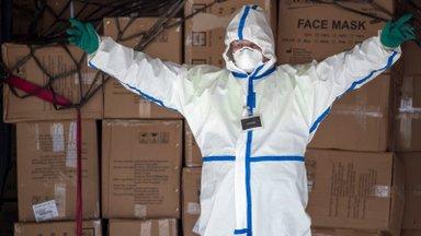 Врач: экспресс-тесты на коронавирус часто дают ложные результаты