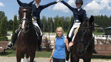 Eesti ratsaspordi häll tähistab 80. aastapäeva