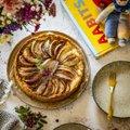 Tere, kool! Leiutajateküla Lotte looja Janno Põldma pere lemmik õunakoogiretsept sobib esimese koolipäeva tähistamiseks ideaalselt!