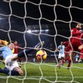 VIDEO   Väravajoonetehnoloogia otsustas: Man Cityl jäi suures mängus piinlikust omaväravast puudu vaid sentimeeter