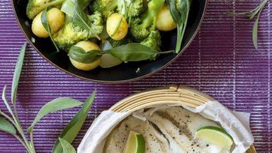 Maitsva õhtusöögi IDEE | Aurutatud kala — mahlane ja pehme! Jagame nippe aurutamiseks ja üht eriti head ja tervislikku retsepti ka