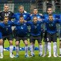 Сборная Эстонии по футболу поднялась на 105 место в рейтинге ФИФА, опередив Латвию и Литву