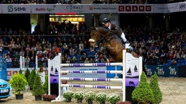 Tallinn International Horse Show toimub juba 17. korda