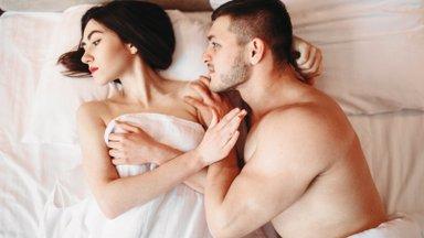 Eestlannad pihitoolis | Naiste muljetavaldavad nõksud, kuidas meeste seksiisu kiirelt ja kavalalt minema ajada