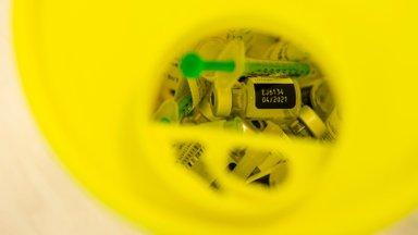 Sotsiaalmeedias levib väärinfo, justkui oleks Eestis neli inimest koroonavaktsiini tõttu surnud