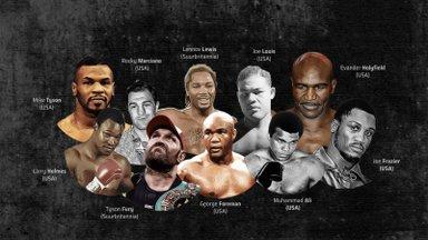 Tyson Fury võib olla oma ajastu parim, aga kas ka aegade parim?