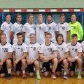 Noormeeste U20 käsipallikoondis alustab reedel EM-turniiri