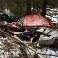 FOTOD: Järvamaal hukkus liiklusõnnetuses 19-aastane noormees
