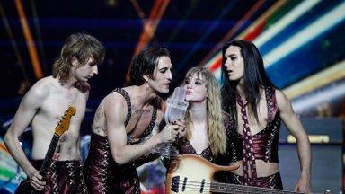 BLOGI JA FOTOD   Milline punktidraama! Eurovisioni võitjaks krooniti Itaalia