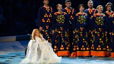 Tähelepanek: Venemaa eurolaulja ei pruugi Kiievisse pääseda